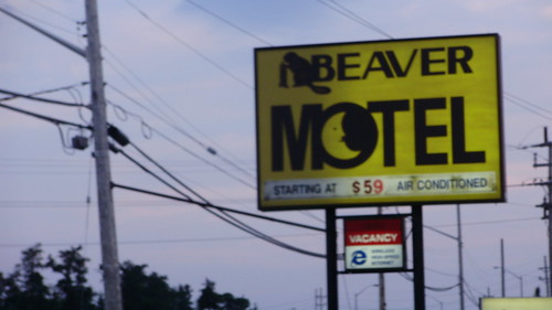 Beaver Motel in Wawa