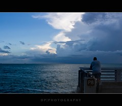 Bill Baggs Park, Key Biscayne (DP|Photography) Tags: gulfofmexico clouds fishing florida miami keybiscayne biscaynebay angler billbaggscapefloridastatepark capefloridalighthouse debashispradhan dpphotography billbaggspark dp|photography billbaggsstaterecreationarea atlanticbeachfront
