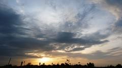 Nannaj sunset