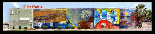 Chris Sorensen Mural Pano