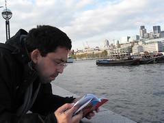 Hmmm... guiando-se em Londres