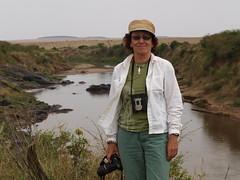 By the Mara river. (rgrant_97) Tags: africa people kenya safari mara masai maasai qunia