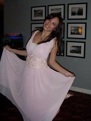 Ryan's Pink Dress