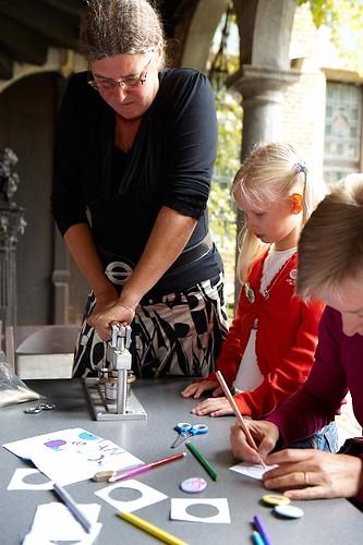 Grote Gekke Letterfeest, 6 september 2009, Museum Plantin-Moretus/Prentenkabinet (c) Sven Van Baarle