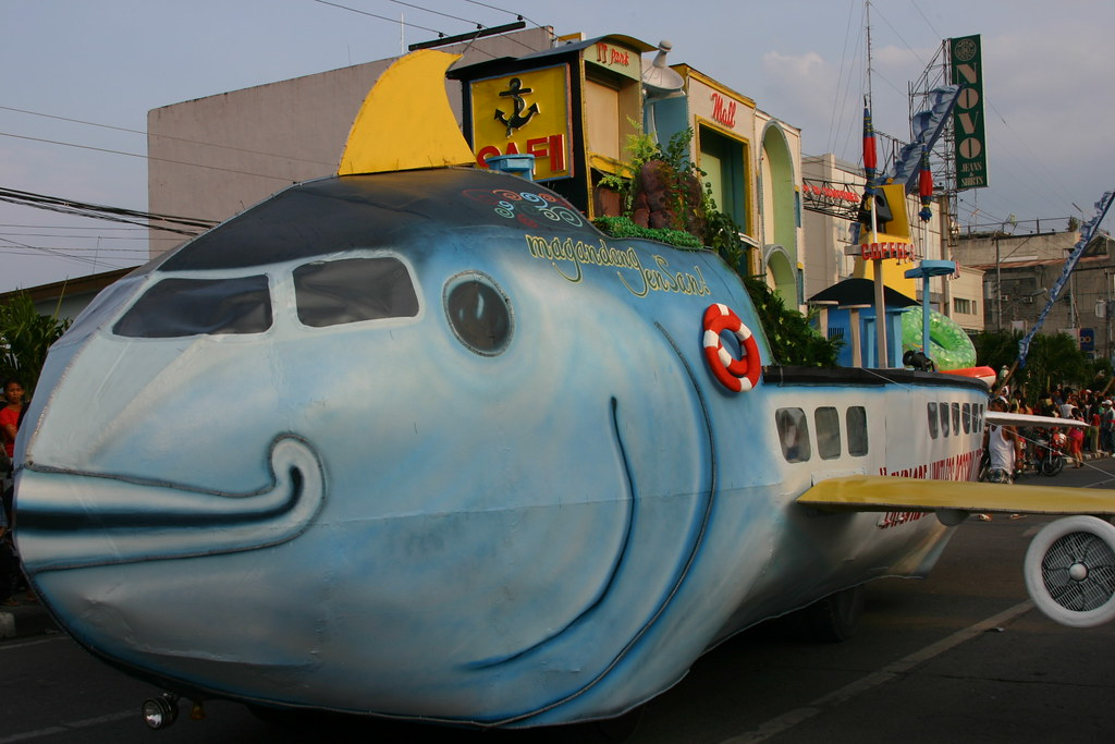 RD Group of Companies Plane-like Tuna Float