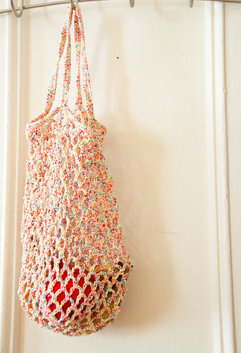 crochet string bag | Flickr - Photo Sharing!