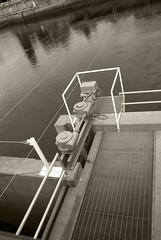 Lines (Lotus21) Tags: pacificnorthwest ballard washingtonstate ballardlocks seattlewa sigma1770 k200d justpentax lindabanning lindabanningphotography2009