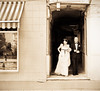 getting hitched (ion-bogdan dumitrescu) Tags: street wedding people groom bride couple dress candid human humans hitched bitzi ibdp img1715modedit findgetty ibdpro wwwibdpro ionbogdandumitrescuphotography