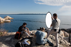 behind the scenes (TylerIngram) Tags: lighthouse photowalk westvancouver atkinsonlighthouse
