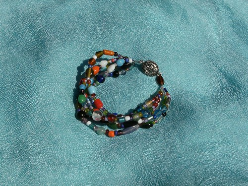 Coming soon ~ Kaleidoscope Collection 5 Strand Bracelet