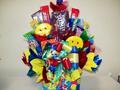 Smiles! (Candy Bouquet) Tags: cake candy chocolate gift present bouquet