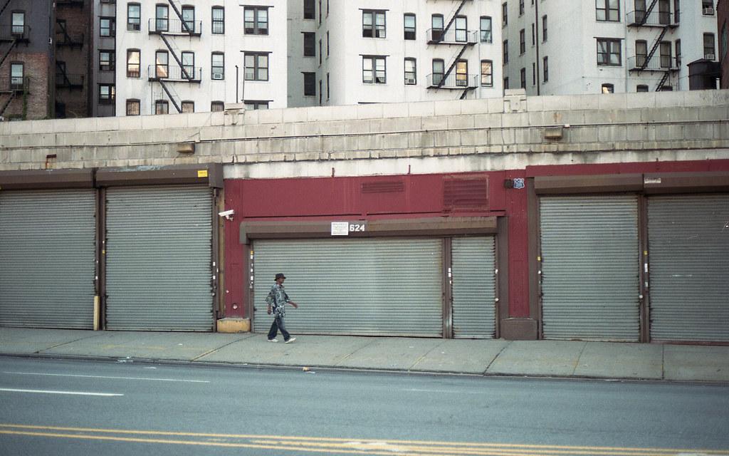 harlem garages