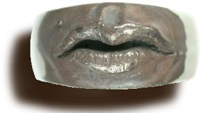Lips Ring