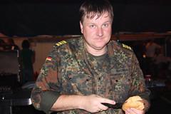 Bundeswehr Brot (jayinvienna) Tags: dulles oktoberfest dullesairport bundeswehr luftwaffe bundesmarine germanbeernight bundeswehrkommando huisinga germanarmedforcescommand