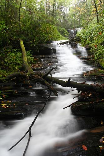 Grassy Creek Falls (lower)