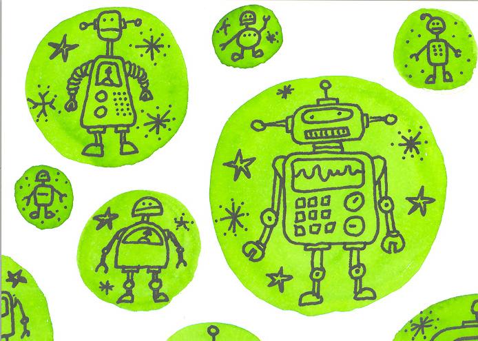 Small Robots #2