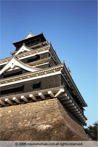Kumamoto Castle 1