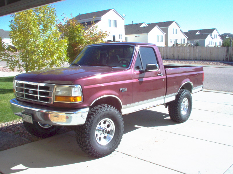1991 Ford F150 Lift Kit 96 F150 4x4 Conversion - Ford Bronco Forum