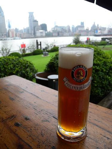 China - Paulaner Octoberfest beer