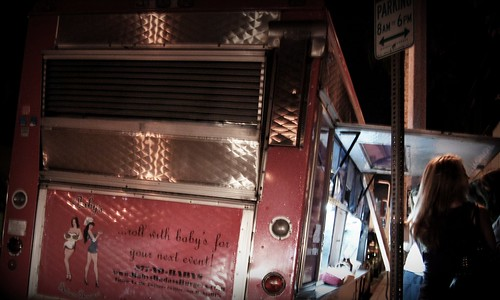 Baby's Badass Burgers, Abbot Kinney - First Friday - 10/2 by you.