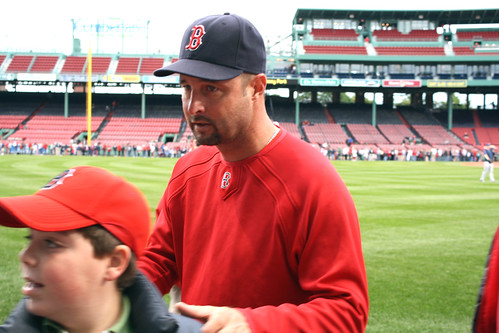 Tim Wakefield by you.