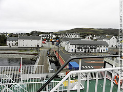 Ullapool from Calmac Ferry