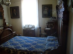 Master bedroom (osyn) Tags: sandiego oldtown masterbedroom whaleyhouse