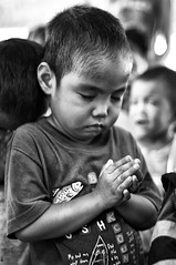 Smoky Mountain, Manila - Prayers help! (Mio Cade) Tags: boy baby kid child wind little god victim ministry faith philippines pray help manila warrior parma prayers typhoon scavenger smokymountain