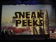 Adobe MAX SNEAK PEEKS - wookie style