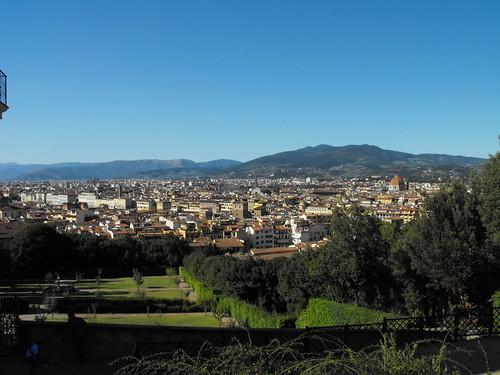 Florence from Boboli