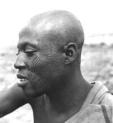 Facial Scarification in Africa in the early 1940s (gbaku) Tags: pictures africa portrait west art history face portraits photo faces photos antique african kunst picture historic photographs photograph westafrica afrika historical anthropologie scar scars anthropology scarification africain afrique ethnography geschichte ethnology africaine westafrican ethnologie scarifications classicblackwhite afrikas