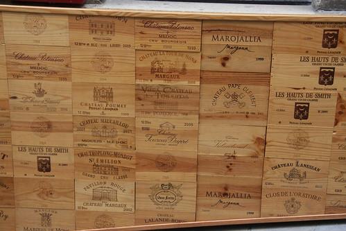 Wine Shop Facade