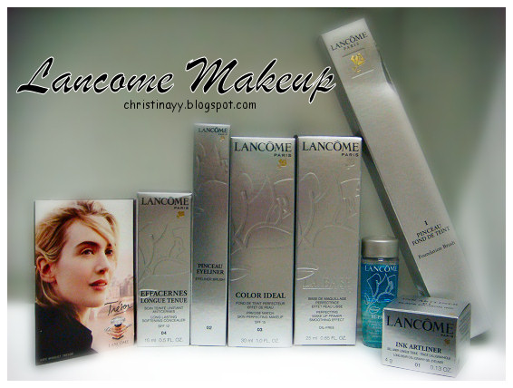 Lancome Makeup Products
