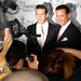 Andy Garcia, Antonio Banderas,@ the Imagen Awards