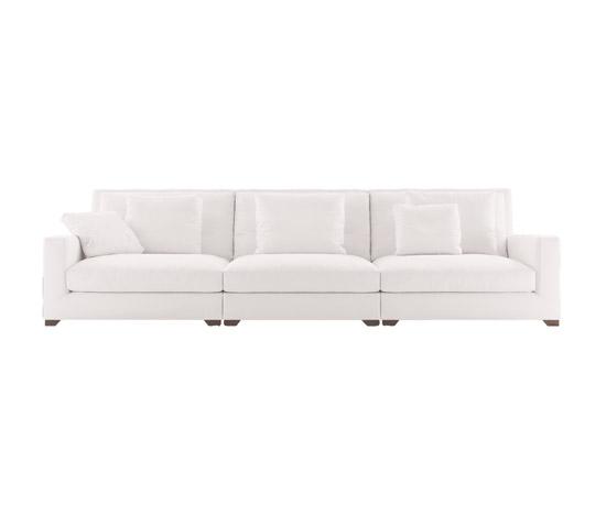 High Backrest Sofa by Carlo Pozzi