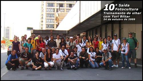 10ª Saída Fotocultura: foto oficial