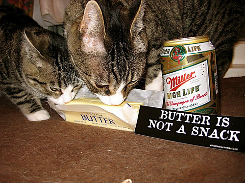 Dan and RedunDANt - Butter is not a Snack