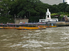 View from Bangkok Tourist Boat