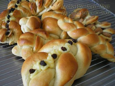 Roti - Kursus Roti Tanpa Mixer - Bread 101