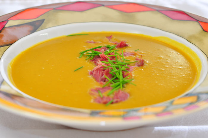 Things wot I Made Then Ate: Swedish yellow split pea soup