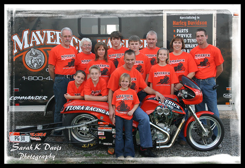 A Racing Family