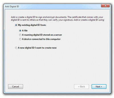 Digitally Signing PDF Documents Using Adobe Acrobat 9*: An Introduction_2
