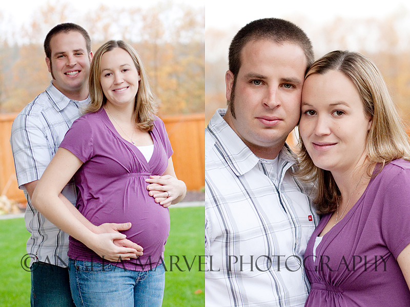 Mom and dad to be