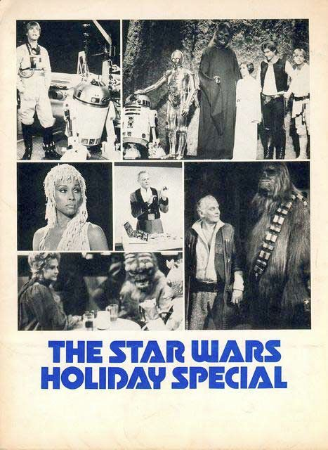 SW Holiday Special press kit