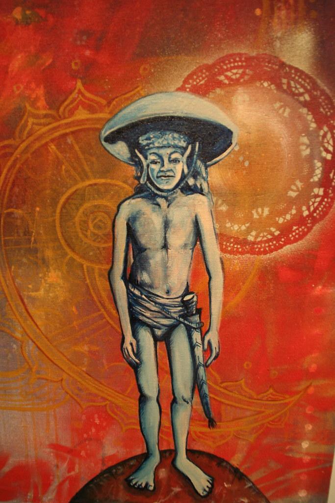 """Kuya Joselito"" by Cece Carpio - $350"