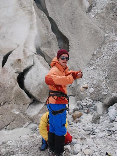 Dep Ice Climbing