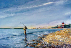 Fishing The Sound