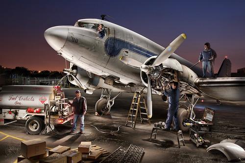 DC-3: Workhorse