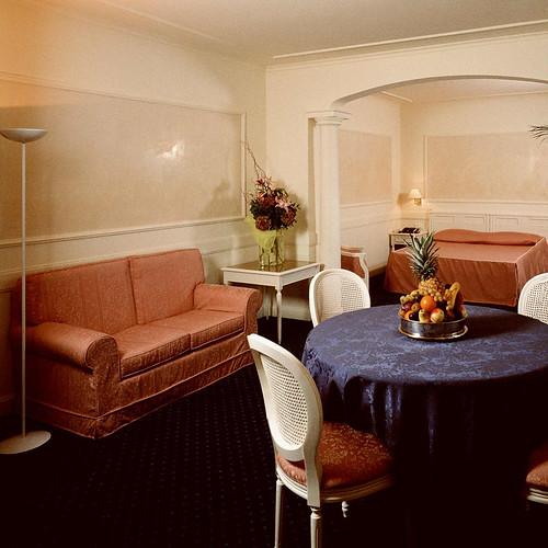 Le camere dell'Hotel San Marco & Formula Club di Parma