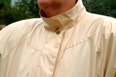 1n - Fleet Street - 44g (Silver Linings) Tags: mac rubber raincoat rainwear rubberised